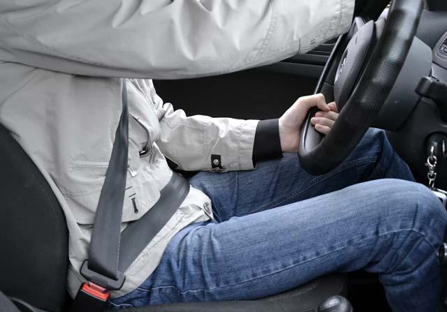 Не пристгнут ремень безопасности штраф